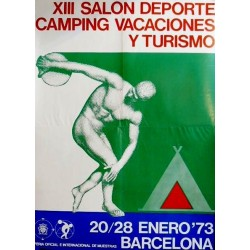 XIII SALON DEPORTE CAMPING VACACIONES Y TURISMO