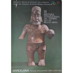 III BIENAL INTERNACIONAL DEL DEPORTE EN LAS BELLAS ARTES