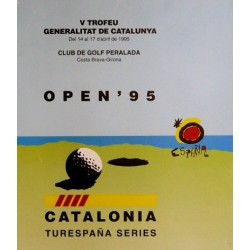 OPEN '95 CATALONIA TURESPAÑA SERIES