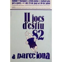 II JOCS D'ESTIU A BARCELONA