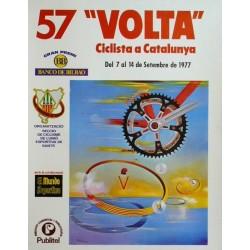 """57 """"VOLTA"""" CICLISTA A CATALUNYA"""