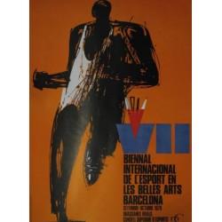 VII BIENNAL INTERNACIONAL DE L'ESPORT EN LES BELLES ARTS