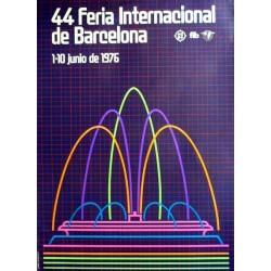 44 FERIA INTERNACIONAL DE BARCELONA