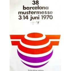 38 BARCELONA MUSTERMESSE