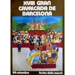 XVIII GRAN CABALCADA DE BARCELONA