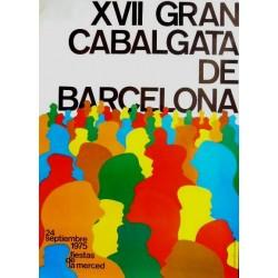 XVII GRAN CABALCADA DE BARCELONA