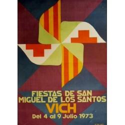 VICH FIESTAS DE SAN MIGUEL- VIC