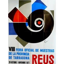 REUS VIII FERIA OFICIAL DE MUESTRAS