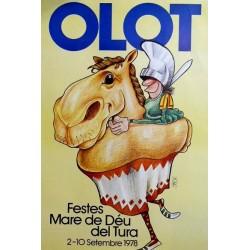 OLOT FESTES MARE DE DÉU DEL TURA
