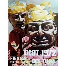 OLOT-1972 FIESTAS DE NTRA. SRA. DEL TURA