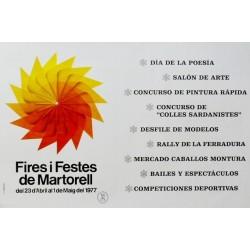 FIRES I FESTES DE MARTORELL