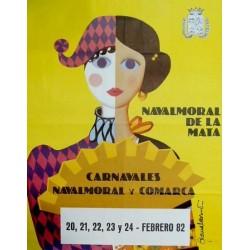 NAVALMORAL DE LA MATA CARNAVALES