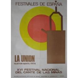 LA UNION XVI FESTIVAL...CANTE DE LAS MINAS
