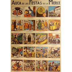 AUCA DE LAS FESTAS DE LA MERCE 1977