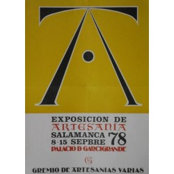 EXPOSICIÓN DE ARTESANIA