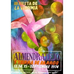 ALMENDRALEJO III FIESTA DE LA VENDIMIA