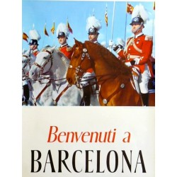 BENVENUTI A BARCELONA