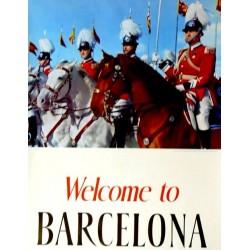 WELCOME TO BARCELONA