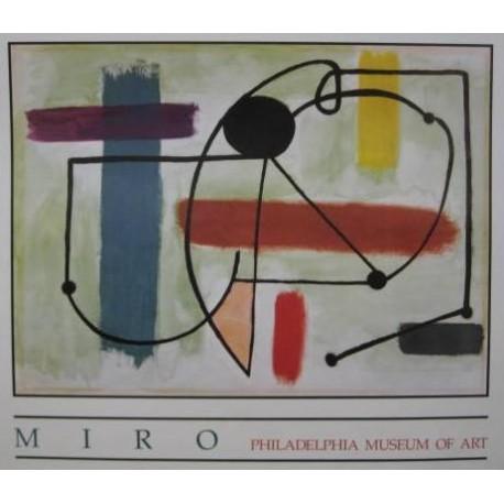 MIRÓ. PHILADELPHIA MUSEU OF ART