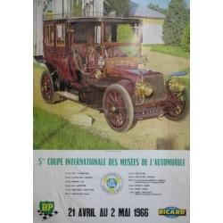 5ÈME COUPE INTERNACIONALE DES MUSÉES DE L'AUTOMOBILE