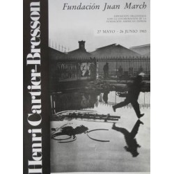 HENRI CARTIER-BRESSON, FUNDACIÓN JUAN MARCH