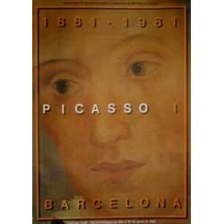 1881-1981, PICASSO I BARCELONA
