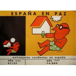 ESPAÑA EN PAZ EXTRANJEROS