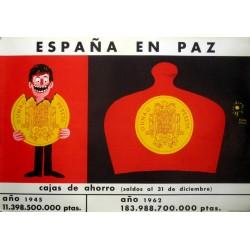 ESPAÑA EN PAZ CAJAS DE AHORRO