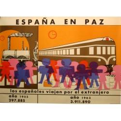 ESPAÑA EN PAZ EXTRANJERO