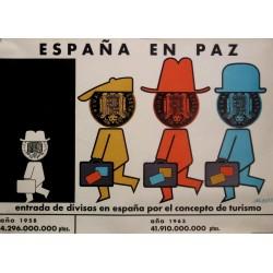 ESPAÑA EN PAZ DIVISAS