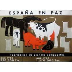 ESPAÑA EN PAZ PIENSOS