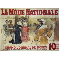 LA MODE NATIONALE