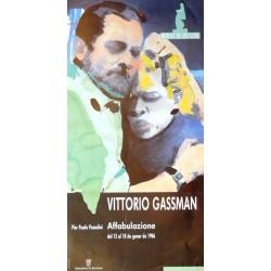 VITTORIO GASSMAN AFFABULAZIONE