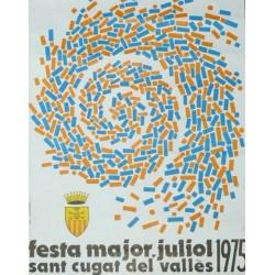 FESTA MAJOR 1975 SANT CUGAT DEL VALLÈS