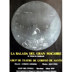 LA BALADA DEL GRAN MACABRE