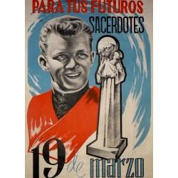 PARA TUS FUTUROS SACERDOTES, 19 DE MARZO