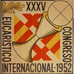 XXXV CONGRESO EUCARISTICO · 1952