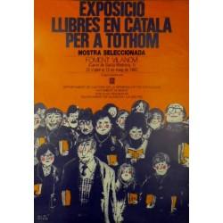 EXPOSICIÓ LLIBRES EN CATALÀ PER A TOTHOM. CESC