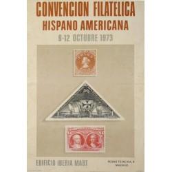 CONVENCION FILATELICA HISPANO AMERICANA