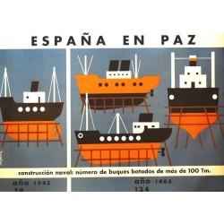 ESPAÑA EN PAZ BUQUES