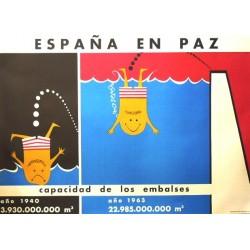 ESPAÑA EN PAZ EMBALSES