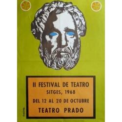 II FESTIVAL DE TEATRO SITGES