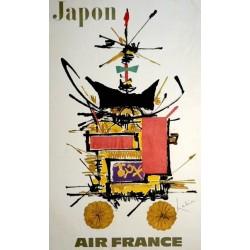 JAPON AIR FRANCE