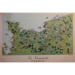 LA NORMANDIE - FRANCE