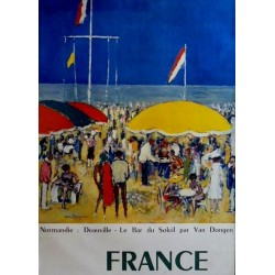 FRANCE - NORMANDIE: DEAUVILLE