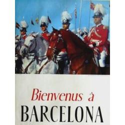 BIENVENUS À BARCELONA