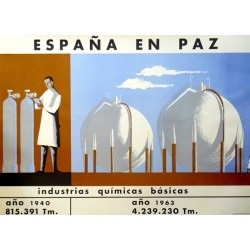 ESPAÑA EN PAZ QUÍMICAS