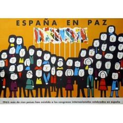 ESPAÑA EN PAZ CONGRESOS