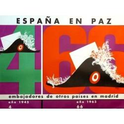 ESPAÑA EN PAZ EMBAJADORES