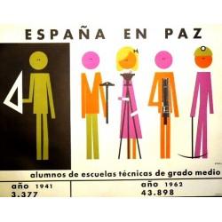 ESPAÑA EN PAZ ALUMNOS GRADO MEDIO